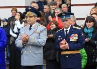 Воспитанникам суворовского училища вручили удосоверения, Фото: 30