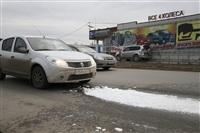 Пена на улице Рязанской. 13 марта 2014, Фото: 3