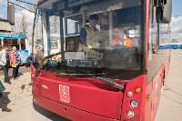 Конкурс водителей троллейбусов, Фото: 38