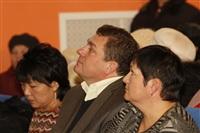 Владимир Груздев в Белевском районе. 17 декабря 2013, Фото: 38