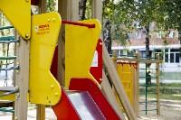 Детские площадки в Тульских дворах, Фото: 23