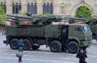 Тульская делегация побывала на генеральной репетиции парада Победы в Москве, Фото: 16