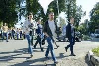 Субботник в Пролетарском округе Тулы, Фото: 58