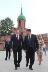 Груздев оценивает ход реставрации в Кремле. 22.06.2015, Фото: 6