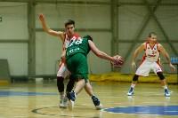 Тульские баскетболисты «Арсенала» обыграли черкесский «Эльбрус», Фото: 52