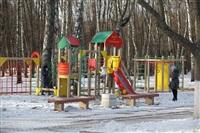 Центральный парк культуры и отдыха им. Белоусова. Декабрь 2013, Фото: 28