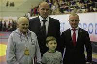 Представительный турнир по греко-римской борьбе. 16 ноября 2013, Фото: 12