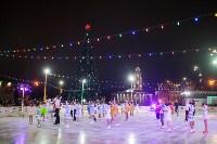 Туляки отметили Старый Новый год ледовым шоу, Фото: 38