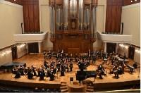 Оркестр Новомосковского музыкального колледжа выступил с концертом в Казани, Фото: 3