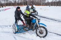 От зимнего мототоксикоза – мотослет «Самовар-Треффен» , Фото: 77