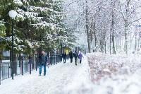 Тула после снегопада. 23.12.2014, Фото: 16