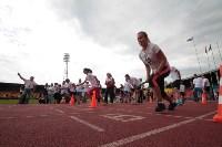 II этап «Спортивного марафона».1 августа 2015, Фото: 9