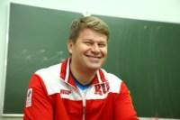 Дмитрий Губерниев в ТулГУ. 20 октября 2014, Фото: 10
