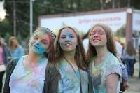 ColorFest в Туле. Фестиваль красок Холи. 18 июля 2015, Фото: 144