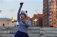 Огненное шоу Дарьи Бегдаш, Фото: 9