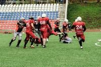 Матч по американскому футболу между «Тарантула» и «Витязь», Фото: 19