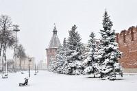 Снежная Тула. 15 ноября 2015, Фото: 34