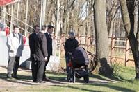 Визит губернатора в Центральный парк, Фото: 9