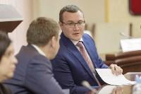 Присяга правительства Тульской области, Фото: 2