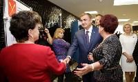 Алексей Дюмин поблагодарил представителей  ТОСов за активность, Фото: 33