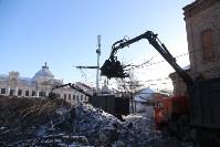Евгений Авилов провел обход улиц Союзная и Благовещенская, Фото: 49