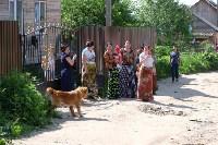 В Плеханово начали сносить дома в цыганском таборе, Фото: 102