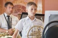 Сводный детский духовой оркестр, Фото: 15