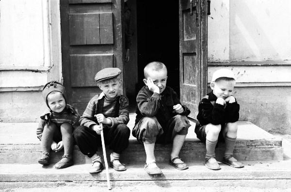 Дети 50-х годов.