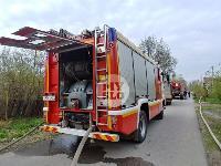 Пожар возле Тульского цирка, Фото: 6
