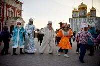 В Тульском кремле открылась новогодняя елка, Фото: 7