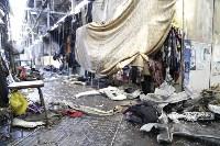 """Сгорел рынок """"Салют"""", Фото: 9"""