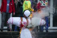 Широкая Масленица с Тульским цирком: проводы зимы прошли с аншлагом, Фото: 41