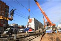 ДТП в районе перекрестка ул. Ложевой с ул. Калинина., Фото: 27
