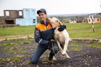 Испытания кинологов в Тульском спасательном центре, Фото: 46