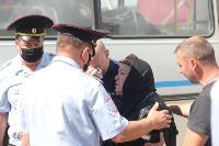 Жуткое ДТП в Суворове: проститься с погибшим полицейским пришли сотни человек, Фото: 26