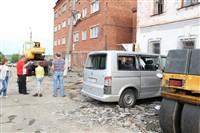 Последствия урагана в Ефремове., Фото: 6