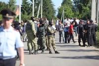 Демонтаж незаконных цыганских домов в Плеханово и Хрущево, Фото: 48