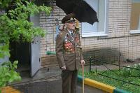 У домов тульских ветеранов прошли парады, Фото: 5
