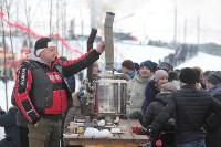 Как туляки провожали зиму на набережной Упы, Фото: 4