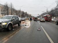 На проспекте Ленина в Туле насмерть сбили пешехода, Фото: 1