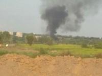 В Туле загорелось «кладбище» автомобилей, Фото: 3