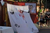Открытие Фестиваля уличных театров «Театральный дворик», Фото: 3
