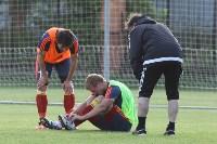 Как футболисты «Арсенала» готовятся к «Тосно», Фото: 35