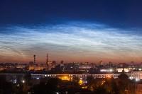 Серебристые облака, Фото: 5