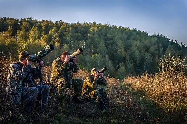 Охотники за кадром.