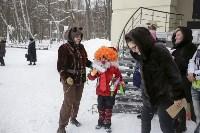 Фестиваль наряженных саней в Центральном парке, Фото: 26