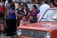В Плеханово начали сносить дома в цыганском таборе, Фото: 150