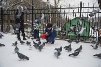 Центральный парк. 7 января 2016 года, Фото: 27