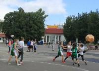 Состоялось первенство Тульской области по стритболу среди школьников, Фото: 18