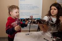 Открытие шоу роботов в Туле: искусственный интеллект и робо-дискотека, Фото: 6